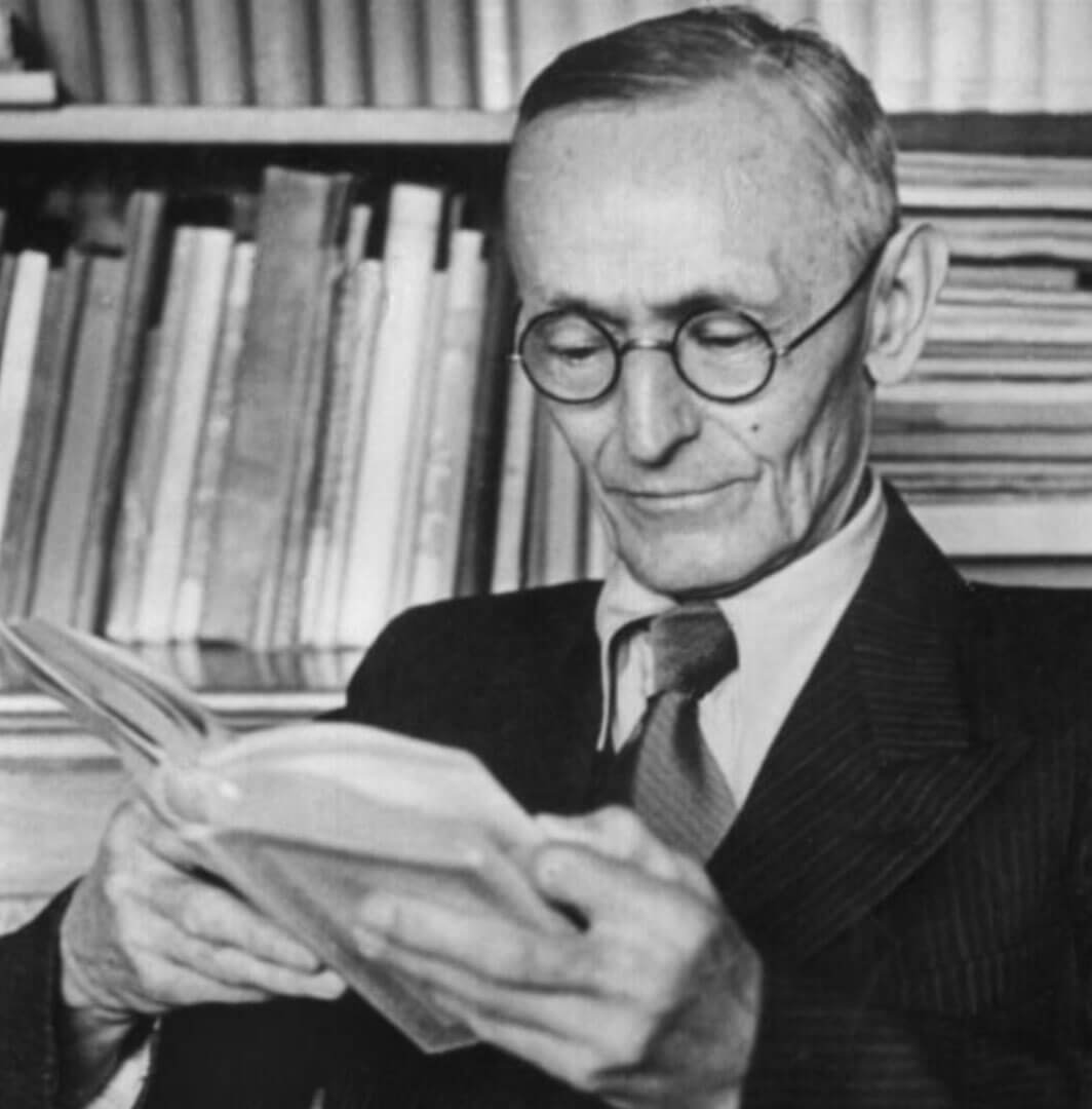 Herman Hese - Hermann-Hesse